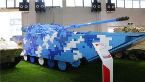 中國航展:中國陸戰大批高精尖裝備精彩亮相