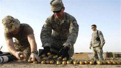 近百个集装箱 美军到底运了啥武器