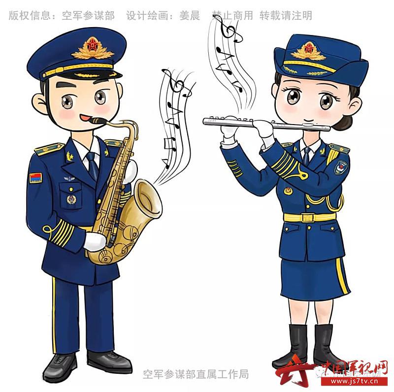 最近,兩個身著空軍各兵種、各專業特點軍裝和裝備的小戲精,悄悄活躍在軍內諸多媒體中,吸引著大家的眼球。沒錯,他們倆就是空軍參謀部發布的藍天系列漫畫形象和藍藍天天的空軍夢系列表情包的主角藍藍和天天。  今天,就讓記者帶您走進藍藍天天創作背后的故事: 近年來,隨著中國空軍不斷的發展和開放,空軍官兵正受到社會各界更加廣泛的關注。