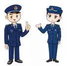 """空军参谋部发布""""蓝天""""系列漫画形象和表情包"""