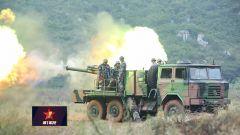 【第一军视】步炮协同 看山地步兵营多种火器齐发威