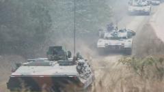 【第一军视】皖东山区 看多兵种火力突击!