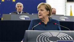 """法国总理默克尔呼吁建立欧洲""""联合部队"""""""
