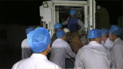 马里:我维和官兵紧急救治遇袭雇员