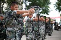 第81集团军:5个月集训让新排长早服水土