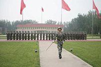 """陆军第83集团军:绿荫丛中,""""长""""出座座训练场"""