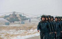 """新疆军区某陆航旅新飞行员成长实现""""三级跳"""""""