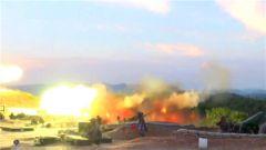 陆军第73集团军某合成旅展开跨昼夜实弹射击考核