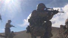 西藏山南边防某团:新战士的第一次高原拉练