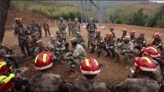 2018中美两军人道主义救援减灾联合演练闭幕
