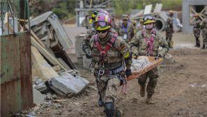现场图来了!直击中美两军人道主义救援减灾联合演练