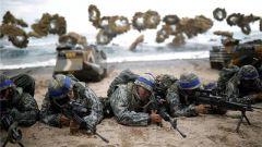 不愿韩朝走近 美国启动美韩小规模军演试探