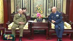 许其亮会见古巴革命武装力量部部长