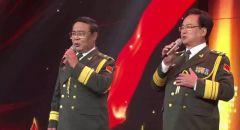 男低音歌唱家马氏兄弟同台演唱《战斗进行曲》