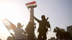 叙利亚军方宣布消灭南部极端组织武装