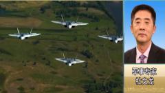军事专家:苏-57和舰载机并向发展  实现空海一体