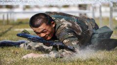 训练场,战术训练激战正醇