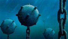 美潜艇被逼出水面,深水炸弹宝刀未老