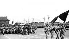 《人民军队军服》之首次统一
