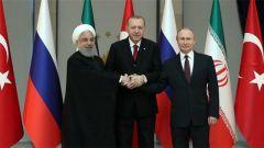 """""""俄土伊""""强势组合助力伊朗对抗美国"""