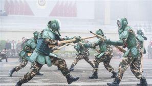 武警警官学院以实战课目为牵引 不断打牢学员任职本领