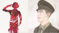 军旅绘画:国防生携笔从戎 赴青春之约