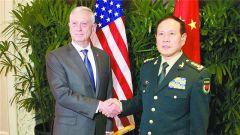 国防部:魏凤和部长访美取得积极的建设性成果