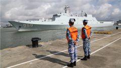 【国防部】中国军队积极发挥驻吉布提保障基地的作用