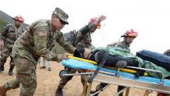 【国防部】中美联演有助于为中美关系发展增添积极因素