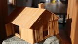 简易的小木屋