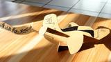 简易纸飞机