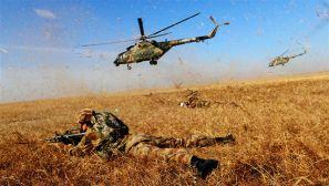 陸軍第79集團軍某合成旅開展實戰化立體偵察演練