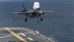 """变身航母 """"出云""""号起降F-35B将实现"""
