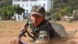 單兵戰術訓練,新戰士動作一氣呵成,小有兵樣。