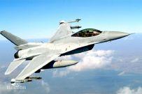 韩国空军举行军事演习