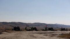 【第一军视】密集火力划破茫茫戈壁 防空兵猛打快攻