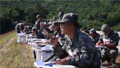 营级军政主官考核 既考军事体能也考作战指挥