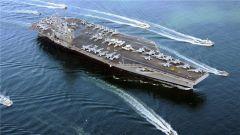 """危险!美军舰正兵分两路在中国海域""""试探"""""""