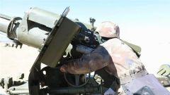 炮兵旅年终考核  考场设在海拔4600米高原