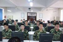 """新疆边防委员会组织百余名""""编外哨兵""""走进军校课堂"""