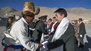 【退伍季】陆军西藏军区边防某团:拳拳之心映雪域