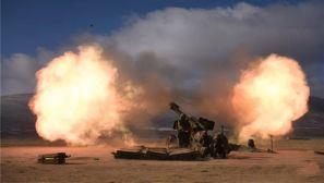 西藏军区某炮兵旅:火炮检验性实弹考核!酷图来袭