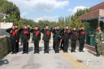 新疆总队1700余名老兵志愿为第二故乡做奉献