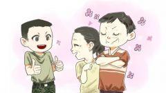 漫画| 战友 休假做这些事最让父母暖心