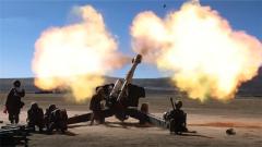 西藏军区某炮兵旅:年终考核检验部队实战化训练水平