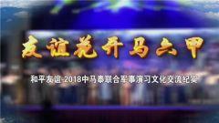 《军营大舞台》20181205友谊花开马六甲