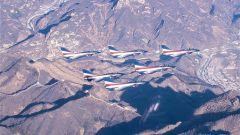 中国空军八一飞行表演队成为强国兴军窗口