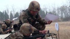 陆军第83集团军某旅:院校射击教员助力新兵实弹训练