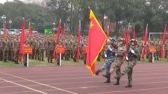 西部战区:军事体育运动会 砥砺官兵战斗意志