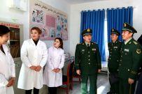 武警兵团总队、江苏总队深入推进扶贫攻坚工作